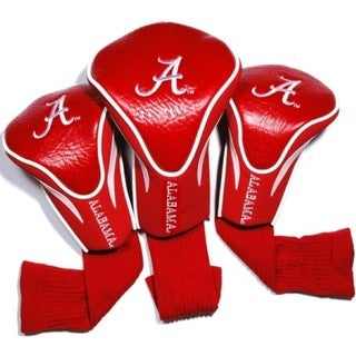 NCAA 3 Pack Golf Contour Sock Headcovers
