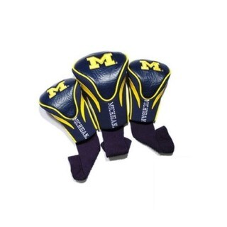 NCAA 3 Pack Golf Contour Sock Headcovers