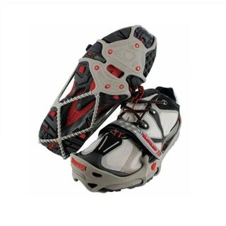 Yaktrax Run Grey/Red