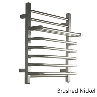 Virtu USA Koze VTW- 118A Towel Warmer in Brushed Nickel
