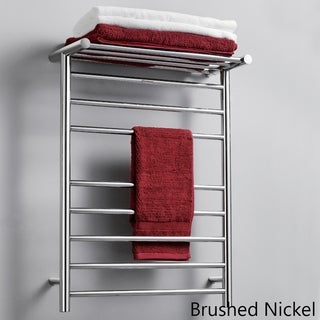 Virtu USA Koze VTW- 122A Towel Warmer in Polish Chrome