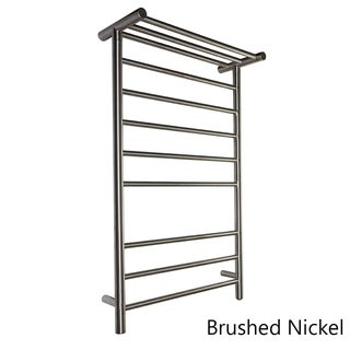 Virtu USA Koze VTW- 122A Towel Warmer in Brushed Nickel