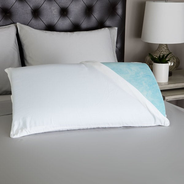 Grande Hotel Collection Gel Memory Foam Fusion Pillow