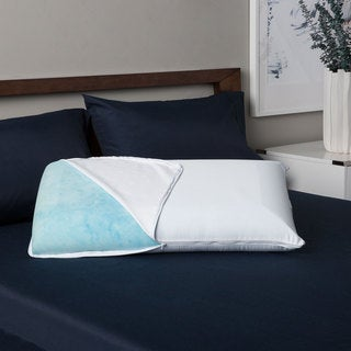Grande Hotel Collection Gel Memory Foam Classic Pillow