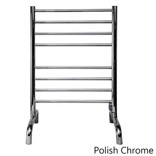 Virtu USA Koze VTW- 104A Towel Warmer in Polish Chrome