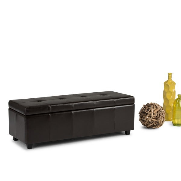 WYNDENHALL Cambridge Storage Ottoman