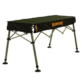 Browning Camping Outfitter Table Black