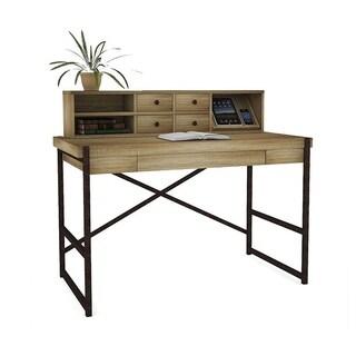 Safavieh Landon White Writing Desk 14846601 Overstock