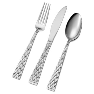 Hampton Forge Trillion 45-piece Flatware Set