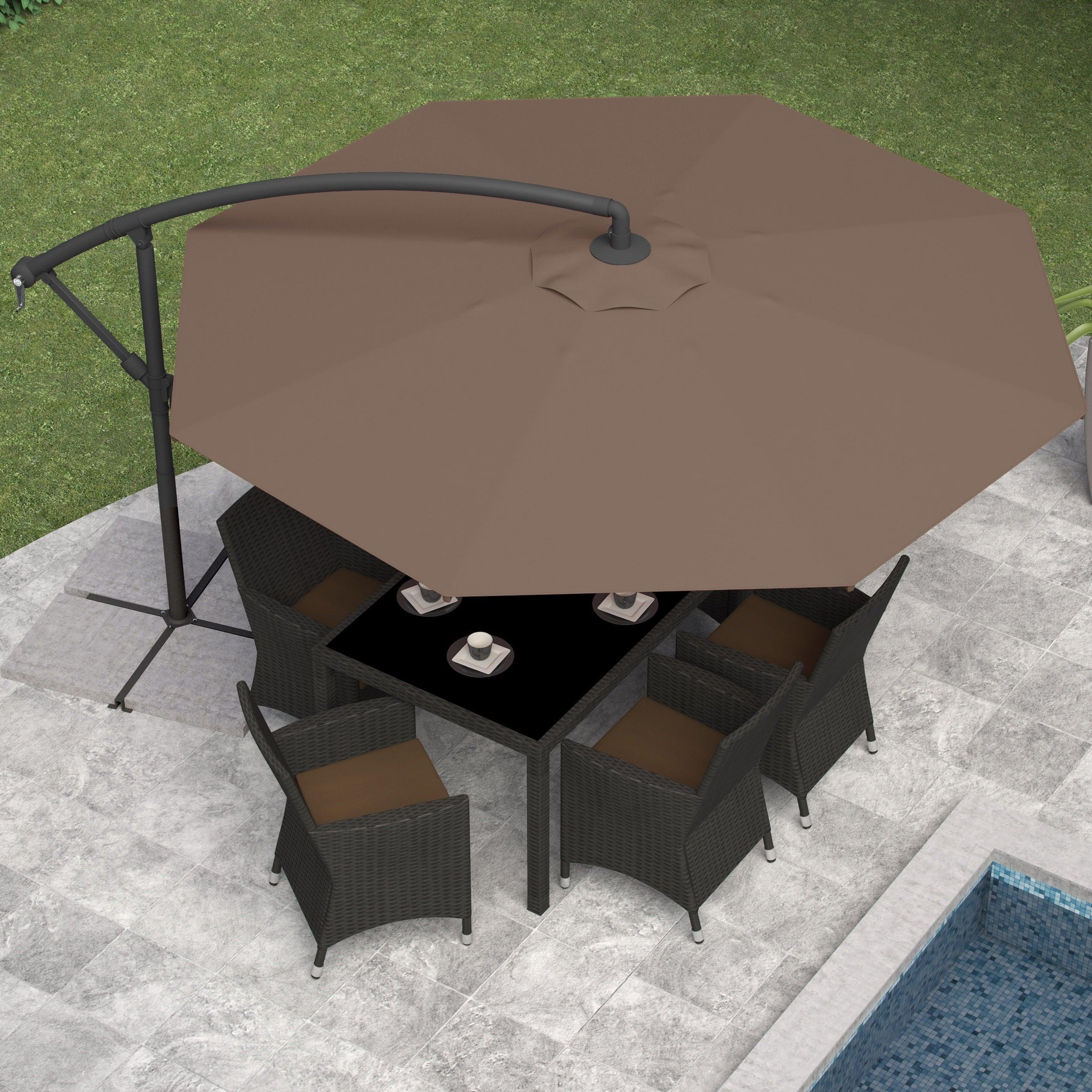 CorLiving fset Patio Umbrella