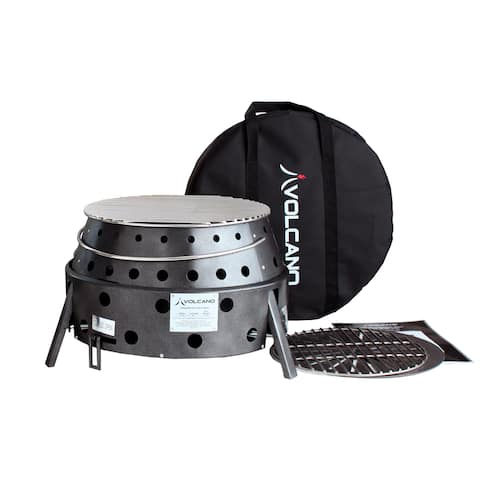 Volcano Stove Collapsible Grill