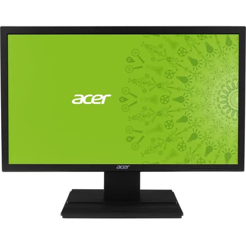 """Acer V246HL 24"""" LED LCD Monitor - 16:9 - 5ms - Free 3 year Warranty"""