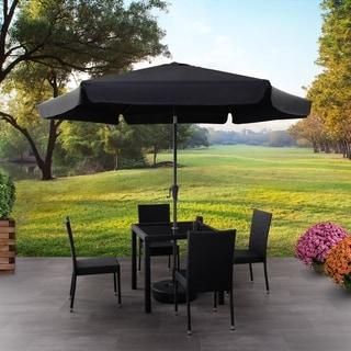 Havenside Home North Bend Round Tilting Patio Umbrella