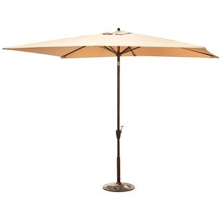 Adriatic Rectangular Market Acrylic Umbrella
