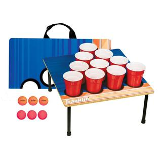 Franklin Sports Fold-N-Go 10 Cup Game