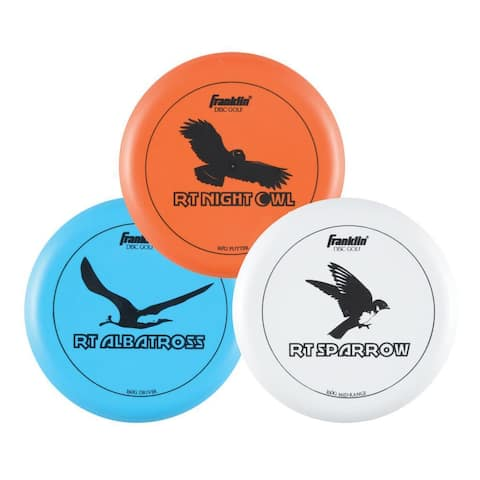 Franklin Sports Disc Golf (Pack of 3)