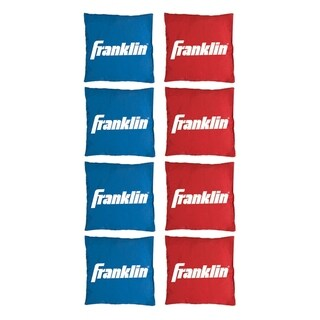 Franklin Sports 4-inch Replacement Bean Bags (Pack of 8)