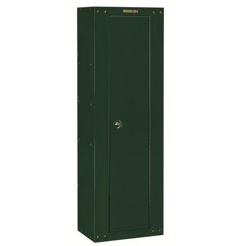 Stack-On Green Steel Gun Security Cabinet