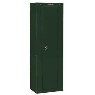 Stack-On Green Steel Gun Security Cabinet