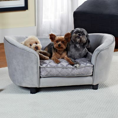 Enchanted Home Pet Quicksilver Pet Bed