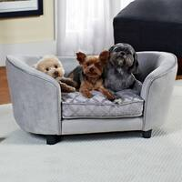 Enchanted Home Pet Quicksilver Pet Bed