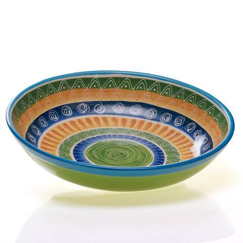 Certified International Tapas 13.25-inch Pasta/ Serving Bowl