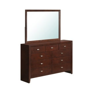 Carolina Cherry Finish Mirror