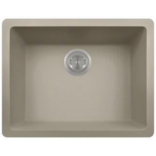 Polaris Sinkis P808SL Slate Single Bowl AstraGranite Sink