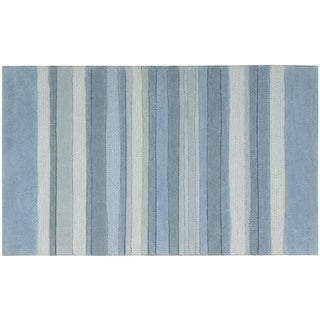 Nourison Interlude Light Blue Accent Rug (1'8 x 2'9)