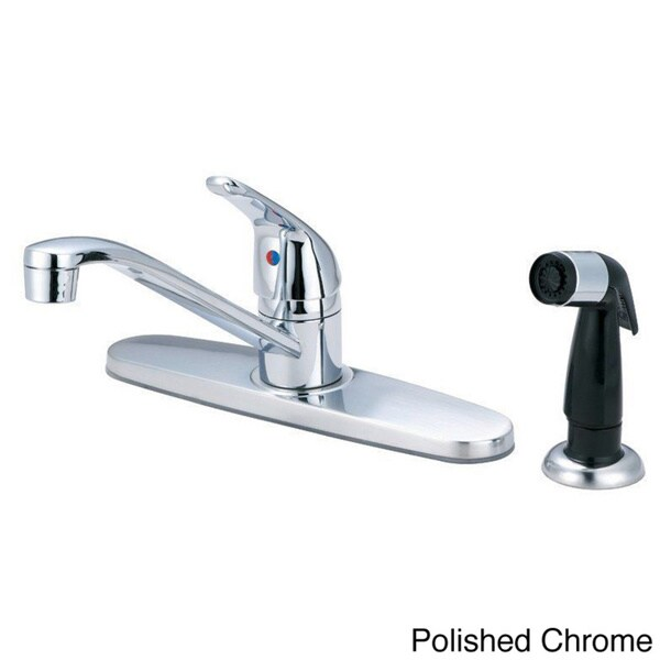 Olympia Faucets K-4161 Single Handle Kitchen Faucet