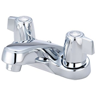 Olympia Series L-7291 Elite Two Mini Blade Handle Lavatory Faucet