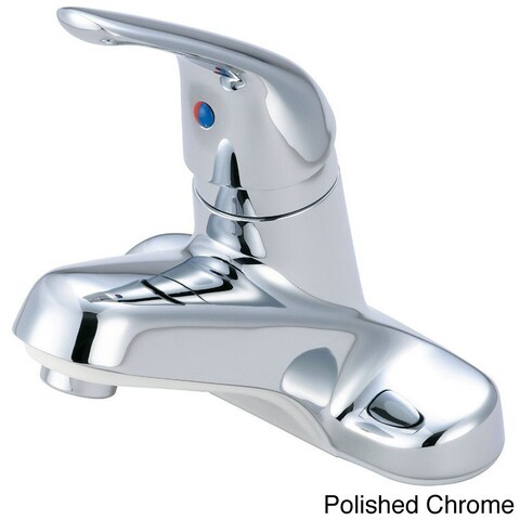 Olympia Faucets L-6161 Single Handle Lavatory Faucet