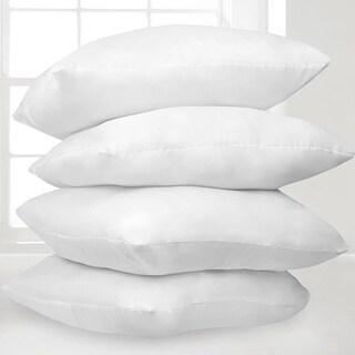 Soft Down Alternative Hypoallergenic Pillows (Set of 4)