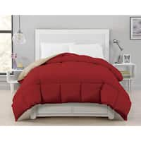 Caribbean Joe Reversible Down Alternative Comforter