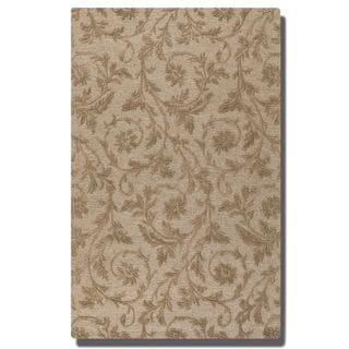 Uttermost Licata Desert Sand Wool Rug (8' x 10')