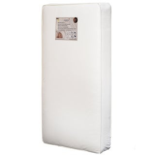 Mikaila 96 Coil Mattress in White