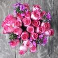 The Bouqs Volcano Collection 'Desperado' Deluxe Flower Bouquet