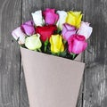 The Bouqs Volcano Collection 'Confetti' Original Flower Bouquet