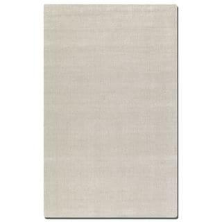 Uttermost Rhine Silver Wool Rug (5' x 8')