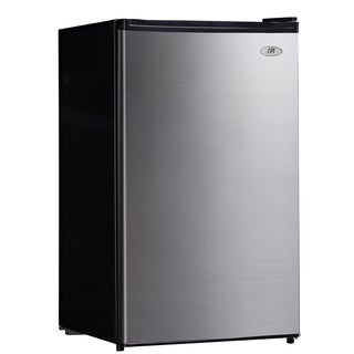 SPT RF-444SS Stainless Steel 4.4 cu. ft. Compact Refrigerator with Energy Star