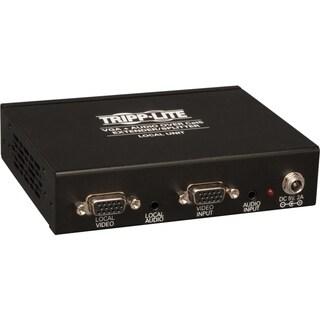 Tripp Lite 4-Port VGA + Audio over Cat5 Cat6 Video Extender Splitter