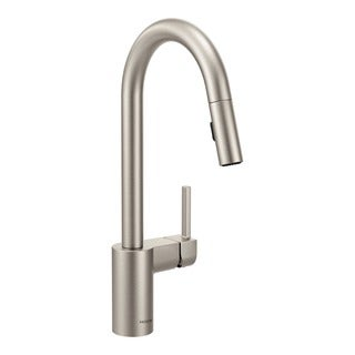 Moen Align One-Handle High Arc Pulldown Kitchen Faucet 7565SRS Spot Resist Stainless
