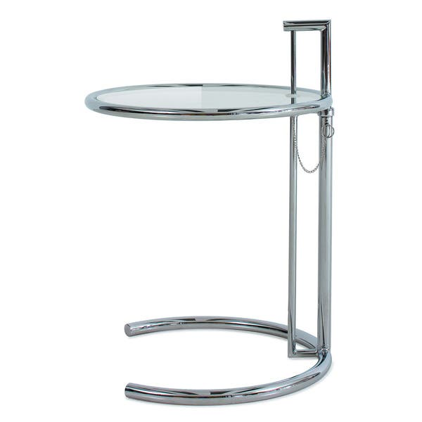 Shop Orion Adjustable Height Side Table Free Shipping Today