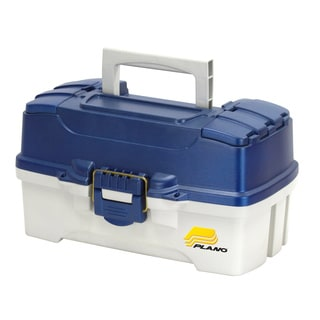 Plano Molding Two-tray Tackle Box