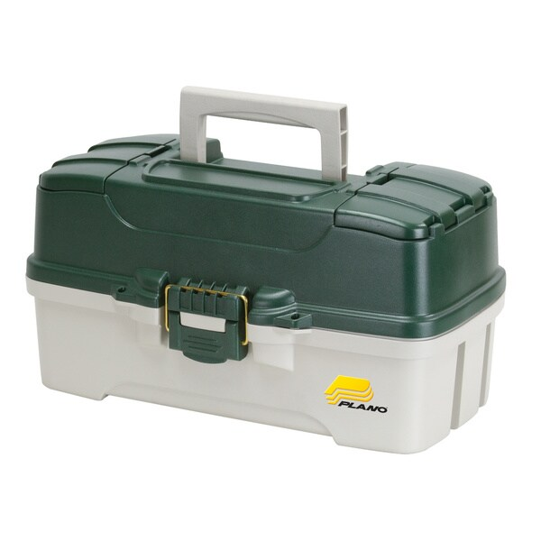 Plano Molding Three-tray Tackle Box