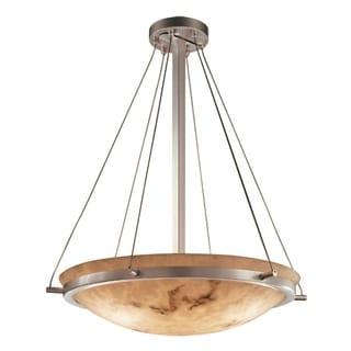Justice Design Group LumenAria 6-light Dark Bronze Pendant