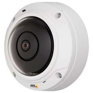 AXIS M3027-Pve 5 Megapixel Network Camera - Color, Monochrome - M12-m