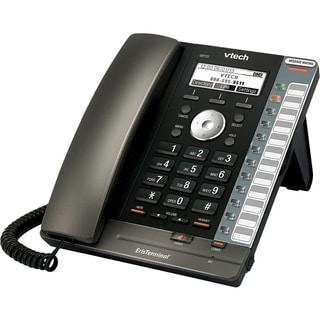 VTech ErisTerminal VSP725 IP Phone - Wireless - Desktop, Wall Mountab