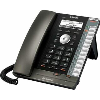 Black Eris Terminal VoIP Corded Phone