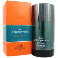 Hermes Eau D'Orange Verte Men's 2.6-ounce Deodorant Stick